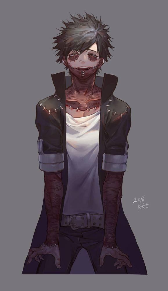 Boku no Hero Academia    Dabi