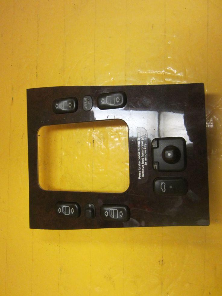1998-2002 MERCEDES BENZ C230 C280 C CLASS  WINDOW SWITCH MASTER WINDOW SWITCH   OEM# 210 821 1051