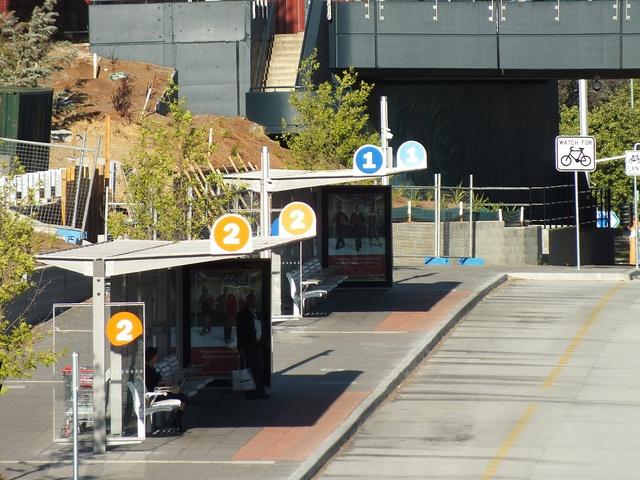 Belconnen Bus Station by ScandinavianBalts, via Flickr
