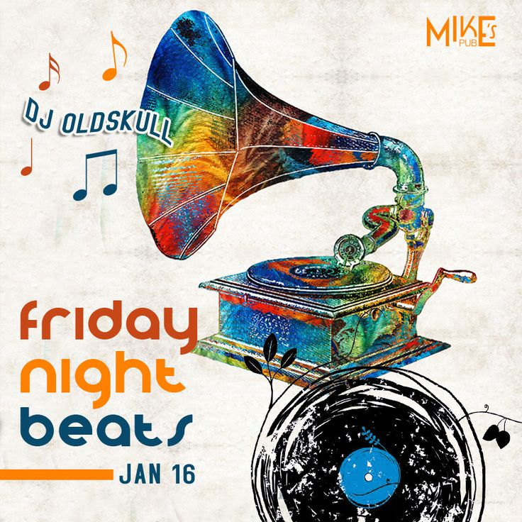 Only if you are planning to have a perfect Friday night out Mike's Pub Str. Covaci nr 4 0757 101 101