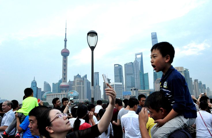 State Council Approves Shanghai's Plan to Cap Population at 25 Million