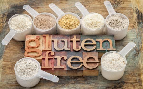Guía de harinas sin gluten