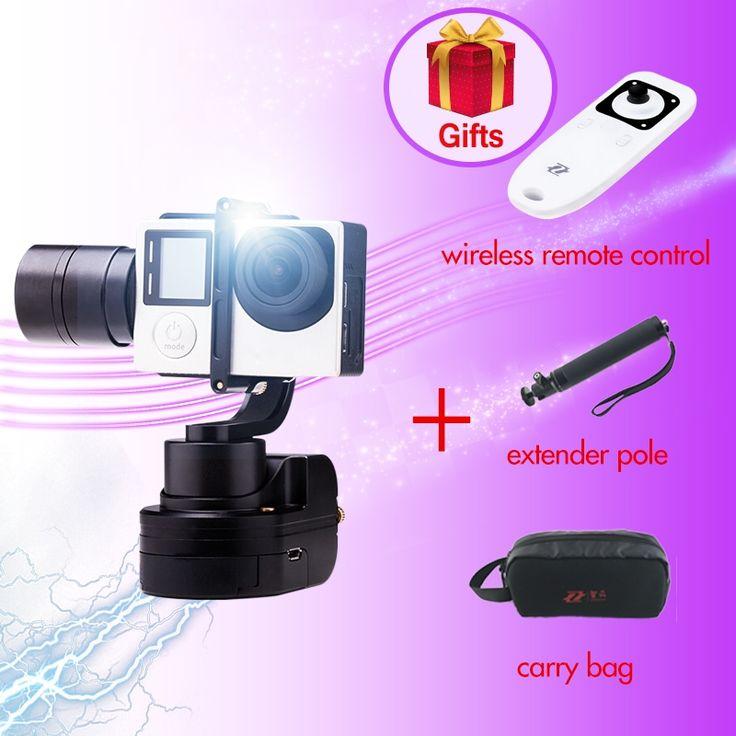 318.00$  Buy here - http://ali7i1.worldwells.pw/go.php?t=32624563741 - Zhiyun Rider M 3 Axis Wearable Camera Gimbal Stabilizer APP Wireless Remote Control for GoPro 3 4 Xiaomi Yi SJCAM PK Feiyu WG
