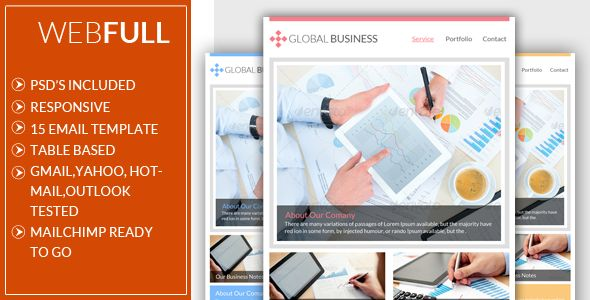 Review Webful Global Business Email Templatetoday price drop and special promotion. Get The best buy