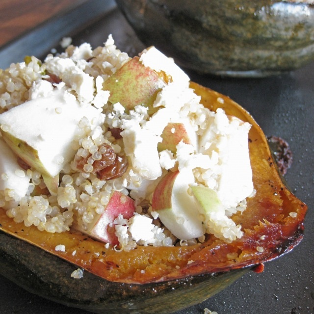 ... To Try | Pinterest | Stuffed Acorn Squash, Acorn Squash and Squashes