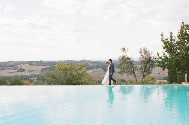 Chic Wedding in Tuscany | Rochelle Cheever Photography | Bridal Musings Wedding Blog 8