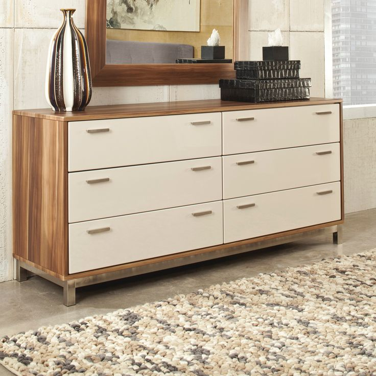 signature design by ashley 6drawer dresser by signature design by ashley