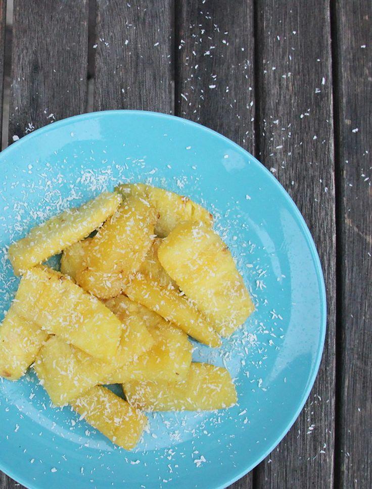 Tropische ananas