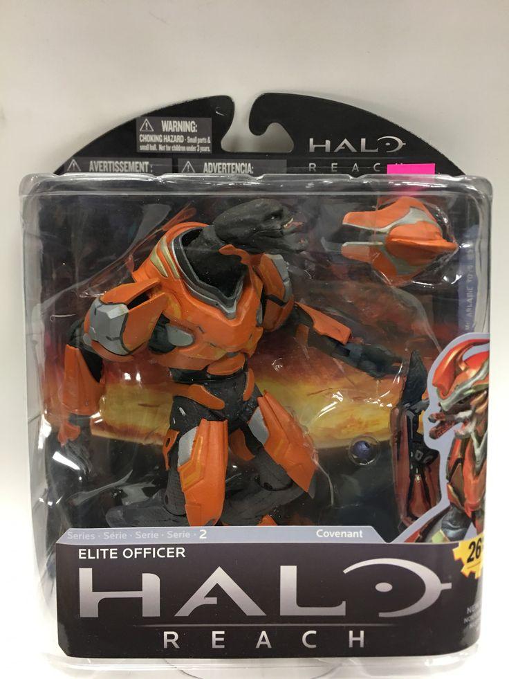 McFarlane Halo Reach Elite Officer