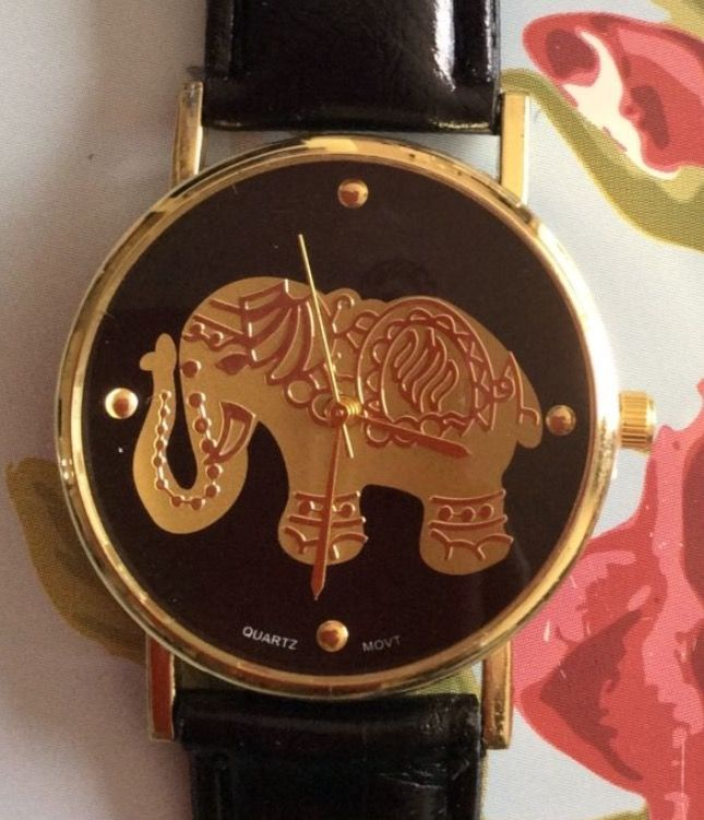 Black Faux Leather Strap Elephant Watch #fashion #men #ladies #accessories #jewellery #black #fauxleather #leather #strap #elephant #animal #animals #watch #watches #wrist #wristwatch #gift #present #style http://m.ebay.co.uk/itm/Black-Faux-Leather-Strap-Elephant-Women-Wrist-Watch-Ladies-Xmas-Animal-/282418603610?nav=SELLING_ACTIVE