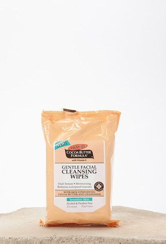 Palmers Gentle Cleansing Wipes | Forever 21 | #beautymark