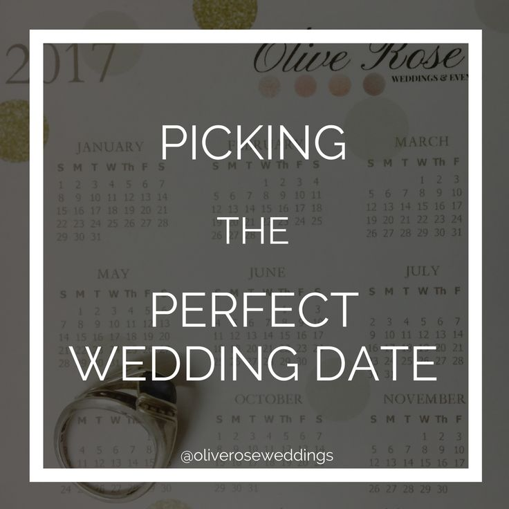 5 Tips to pick the pefect wedding date. Congratulations you are engaged!!! Hooray!!! Now that you have announced your engagement to you family and friends