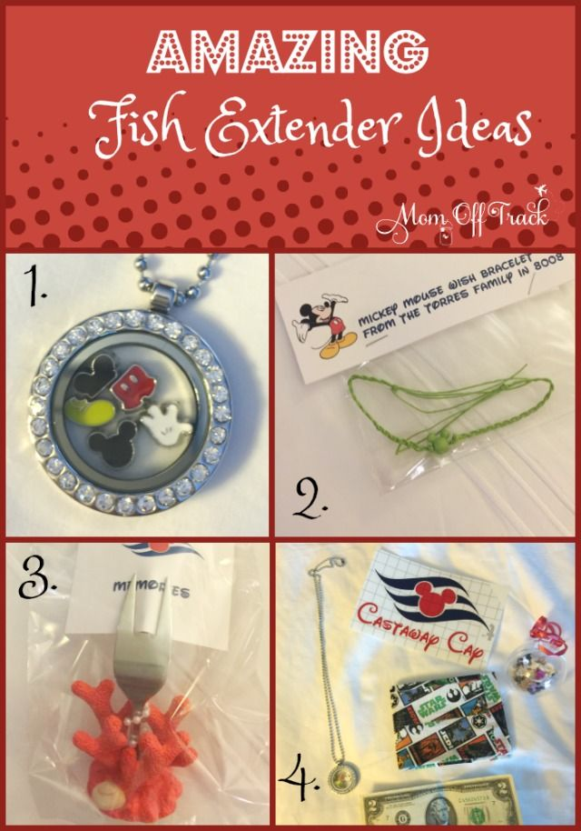 1000 images about disney cruise line fish extender fe for Fish extender ideas