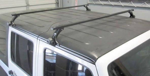 Jeep Wrangler Thule Roof Rack In 2020 Thule Roof Rack Roof Rack Jeep Wrangler Forum