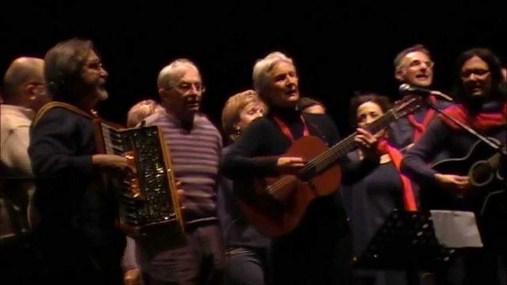 Nuovo Canzoniere Italiano - NOSTRA PATRIA E' IL MONDO INTERO @ Teatro Valle Occupato 29/1/2012