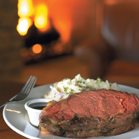The Keg Steakhouse Amp Bar Prime Rib Dinner Entree Lunch