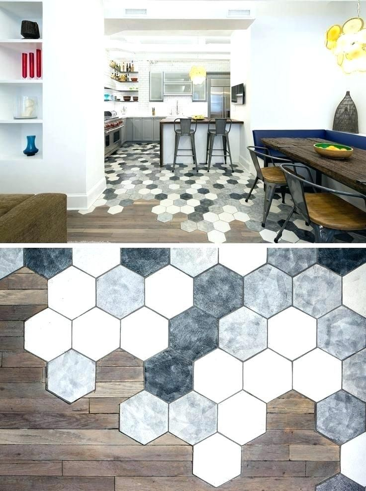 Victorian Dining Room Decor By Soso On Home Reno Ideas Hexagon Tiles Interior Decorating