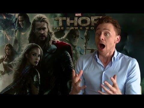 VIDEO: Tom Hiddleston Loves Tennis, Shakespeare, Tea and Chocolate Hobnobs. | Sydney, October 2013.
