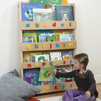 Magazine display rack plans woodworking projects plans for Diy book rack