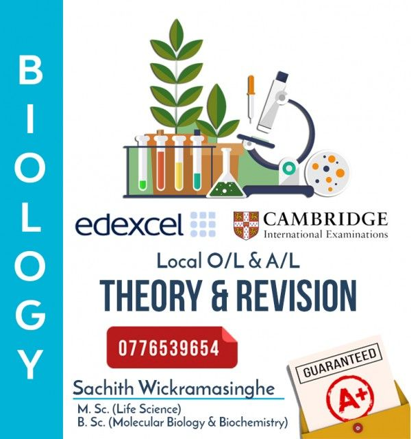 Biology For Cambridge Edexcel As A2 And Local A L O L With
