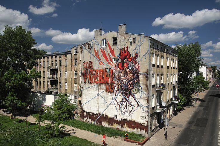 Fundacja Urban Forms - Wólczańska, Łódź, Polska