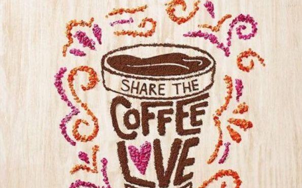Coffee Poster - Caffeine not Proteine