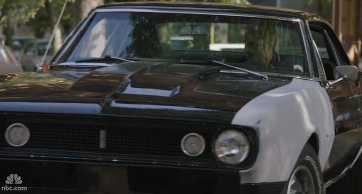 Kelly Severide's classic Camaro - Chicago Fire 105 ...
