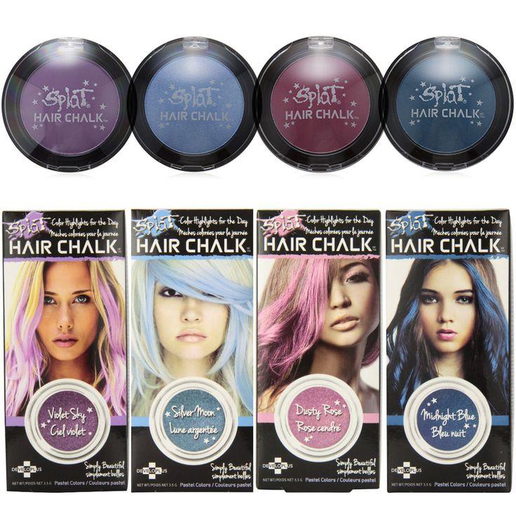 1000+ Ideas About Splat Hair Colors On Pinterest
