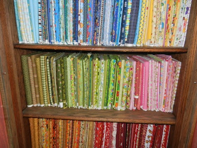 Fabric Storage With Comic Book Boards I So Need To Do