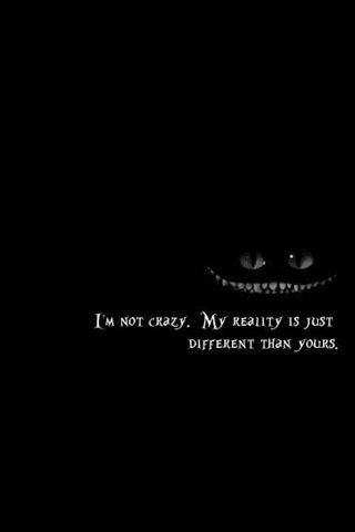 I live this daily, I maybe crazy but my life is lived differently. No one can live my life like I can, no one. -Alexandra Celeste