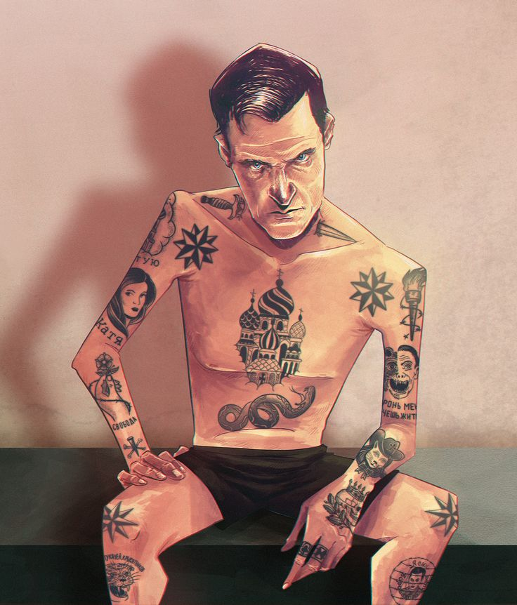79 best images about russian prison tattoos on pinterest for Russian style tattoo