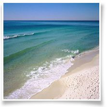 Beaches in Palm Bay Florida   Palm Bay Floridas white sand beaches.