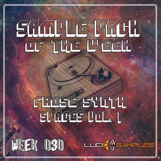 Sample Pack of the Week #30 Description: Contains quintessence of classical, synthesized sound spaces with diverse ambiences brought by our befriended producer – Frose. Link: http://www.lucidsamples.com/sound-effects-packs/246-frose-synth-spaces-vol-1.html #synth