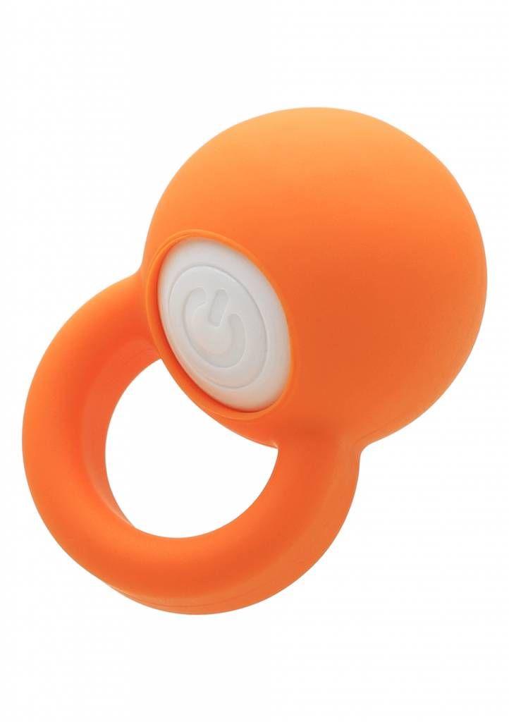 Tenga Vi-bo Finger Orb orange fingerring | misswalker.nl