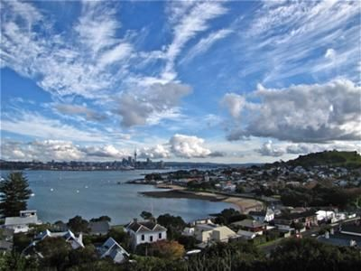 Auckland City from North Head, by Lynne Findlay, is part of the June 2012 NZ Photo Contest