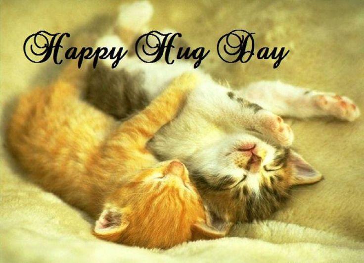 Happy National Hug Day! Do you give hug to strangers