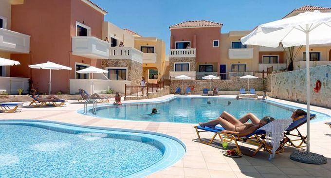 Hotel Creteotels Adelais, Creta, Grecia