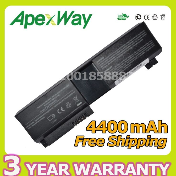 15.46$  Watch here - Apexway 4400mAh battery for HP Pavilion tx1000 tx1100 tx1200 tx1300 tx2500 tx1400 tx2000 tx2100 TouchSmart tx2-1000 tx2-1100   #buyininternet