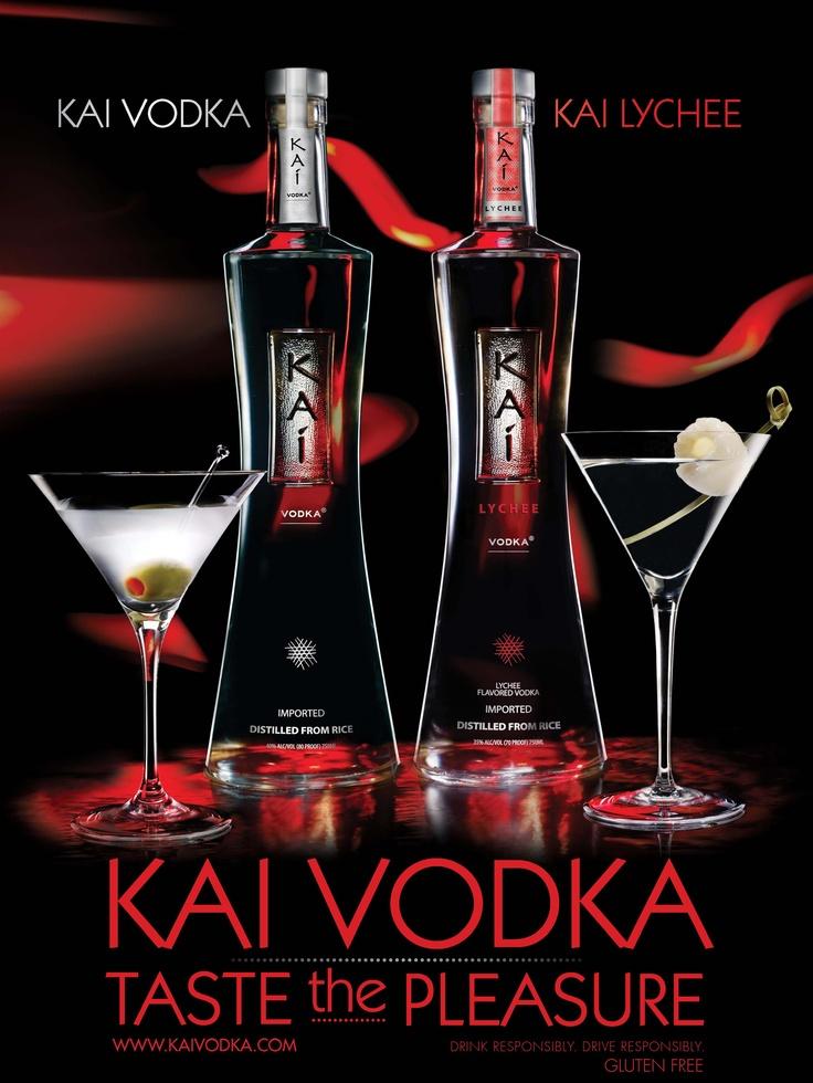 Kai Lychee Vodka