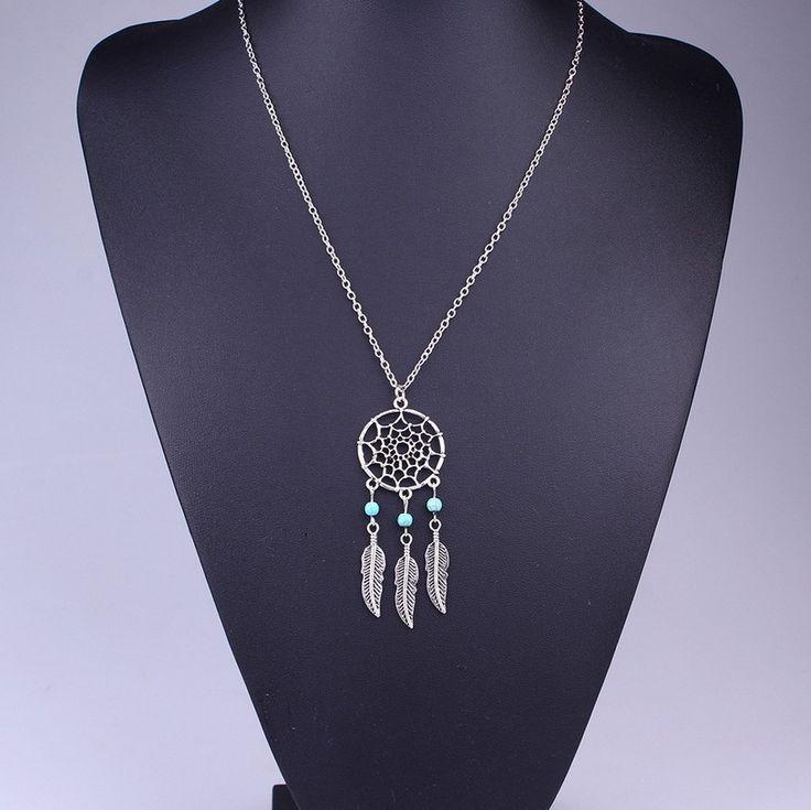 $7 Dream Catcher Pendant Necklace