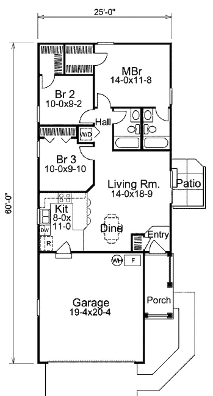 raditional, House plans and Plan plan on Pinterest - ^