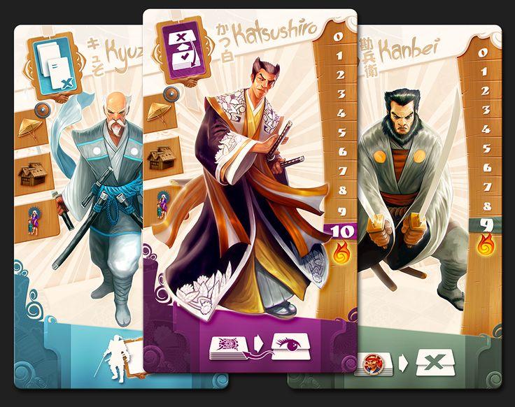 Samurai Spirit   Image   BoardGameGeek