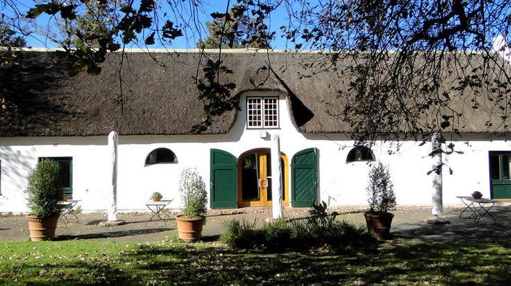 Wine Tasting in Stellenbosch - South Africa | Rustenberg Wine Estate