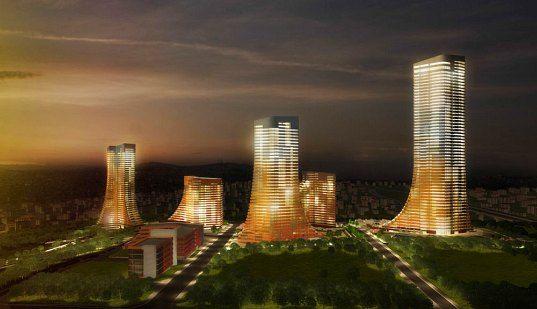 Istanbul Unveils $1 Billion Green Super Development