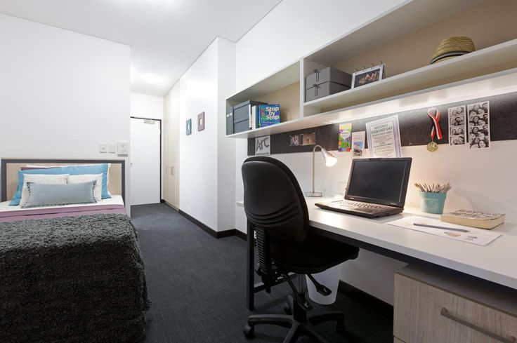 The demand for college style accomodation at UNSW normally exceeds supply.