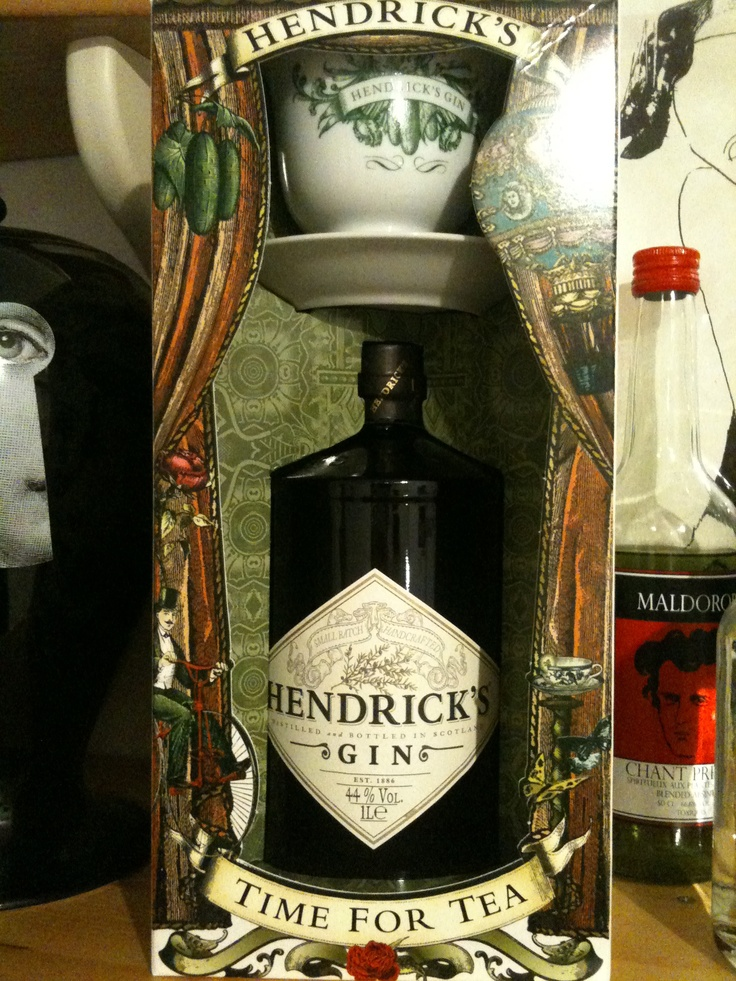 Hendrick's Gin  Special Edition 