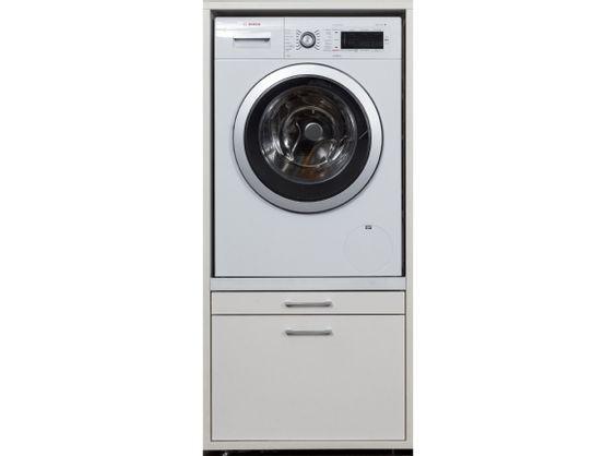 VERBURG WSCS 1462, Waschturm/Waschmaschinenschrank