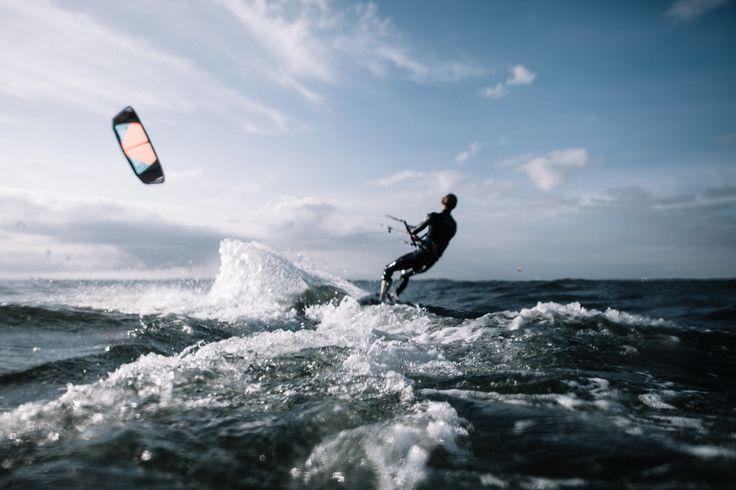 Windsurfen/ Kitesurfen in Schweden