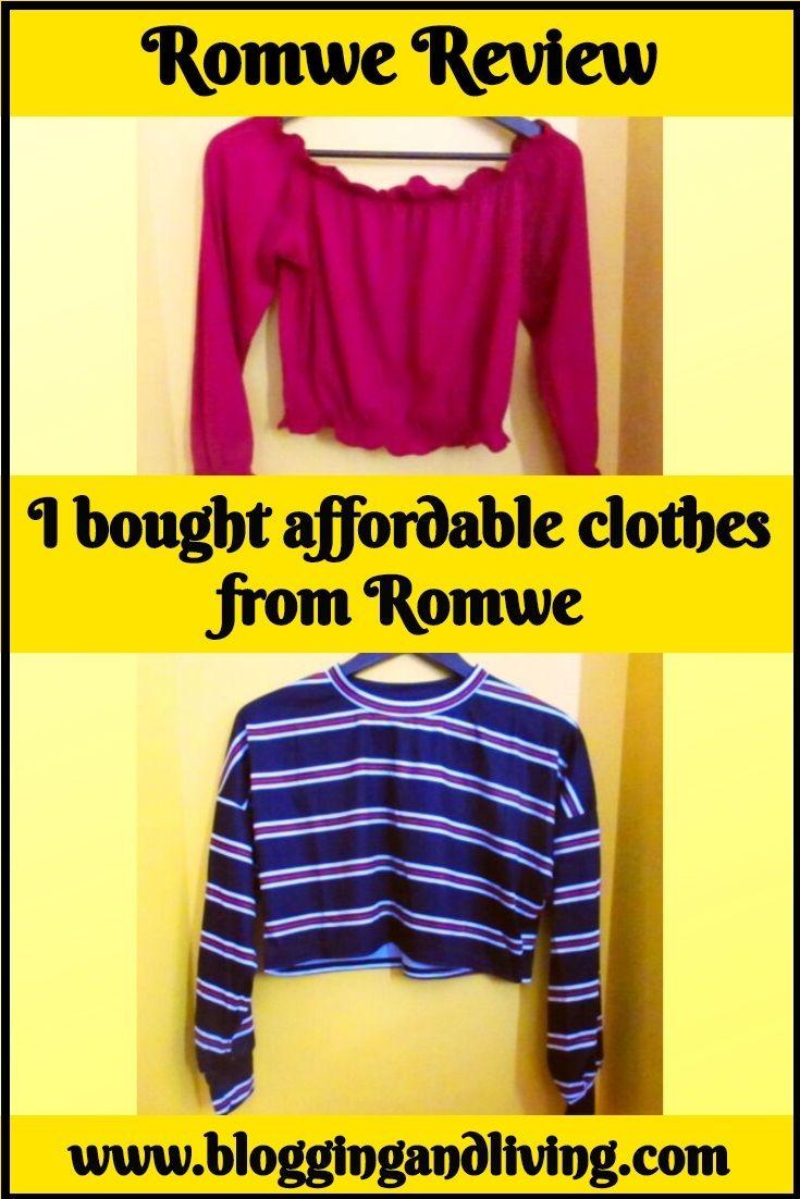 Romwe Women S Fashion Reviews