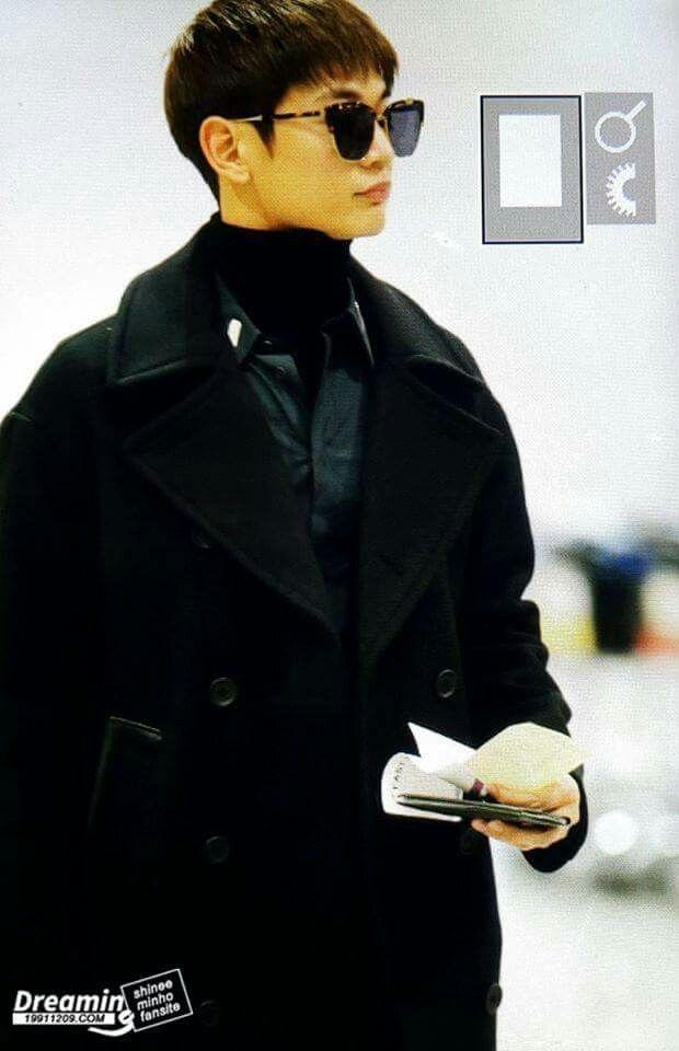 [2017-02-02] #Minho  en el aeropuerto internacional de kansai, Japón Cr:Dreaming